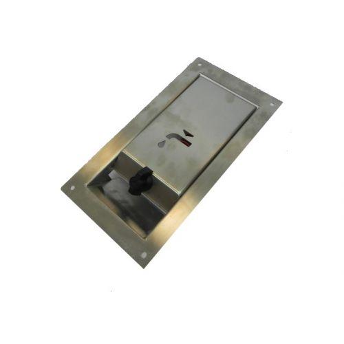Deckclear für Wasseranschluss