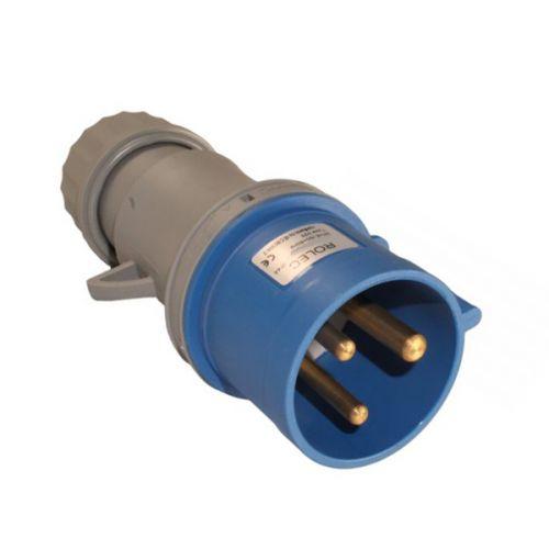 CEE stekker 16A 230V IP44