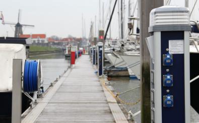 Yachthafen WSV Zierikzee