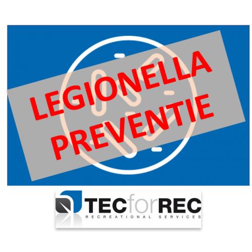 Legionella preventiezuil